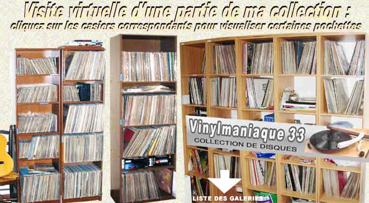 Choisissez votre catégorie de disques