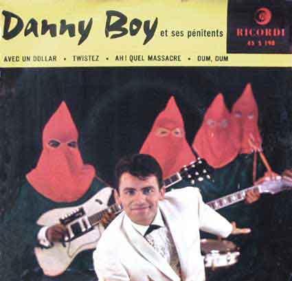 Pochette de disque de Danny Boy