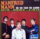 Pochette de disque de Manfred Mann