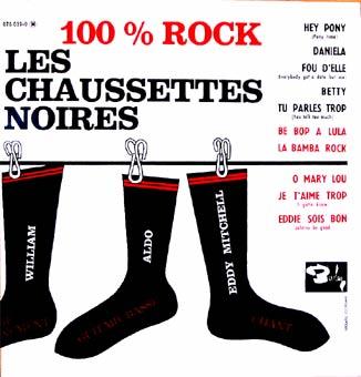 Les chaussettes noires