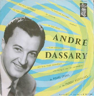 André Dassary