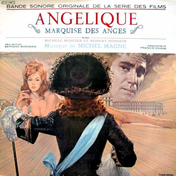 """Musique du film """"Angélique"""""""