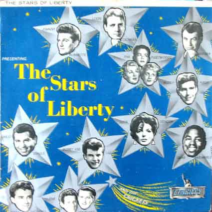 Pochette de disque : Stars of Liberty