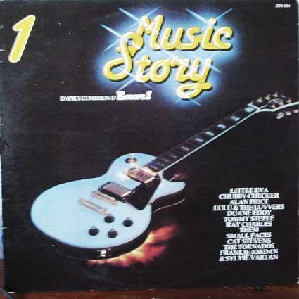 Pochette de disque : Music Story