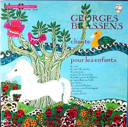 Georges Brassens chante pour les enfants