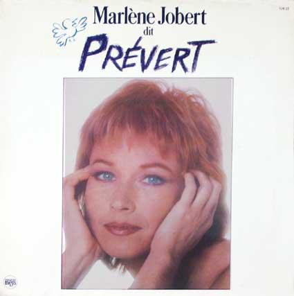 Marlène Jobert lit Prévert