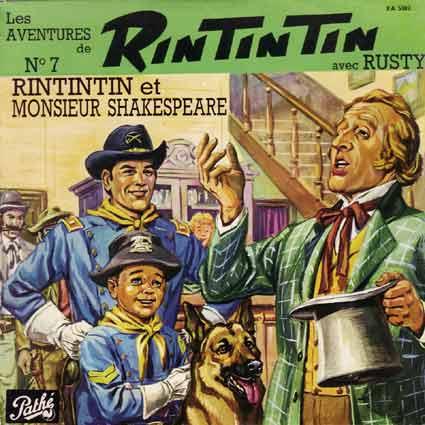 Les aventures de Rintintin