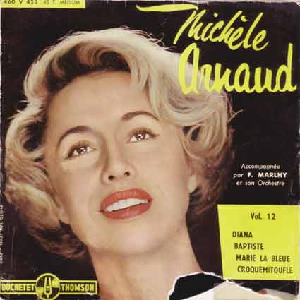 Michèle Arnaud