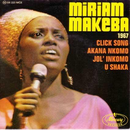 Myriam Makeba Appel A LAfrique
