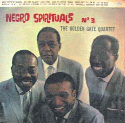 Pochettes De Disques 171 Gospel Negro Spirituals