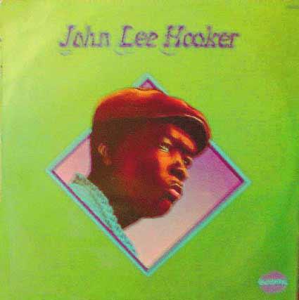 Disque de John Lee Hooker