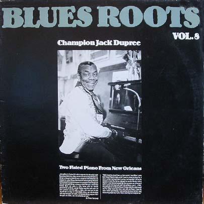 Disque de Champion Jack Dupree