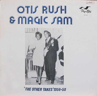Disque de Otis Rush et de Magic Sam