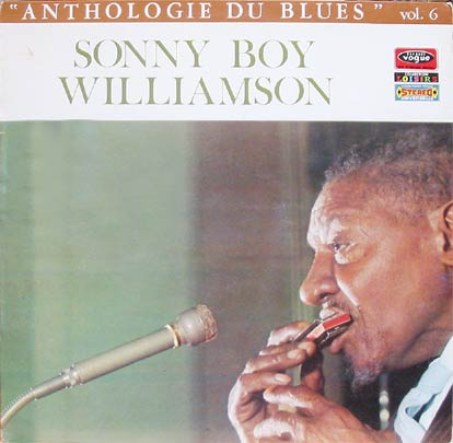 Disque de Sonny Boy Williamson
