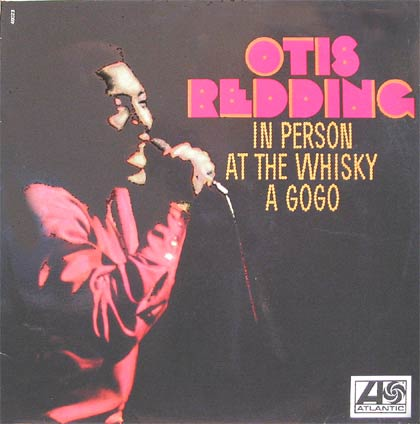 Otis Redding in Person