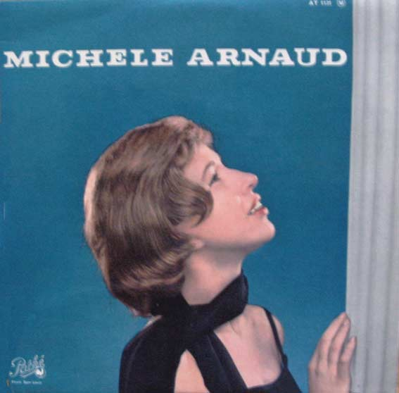 Disque 25 cm de Michèle Arnaud