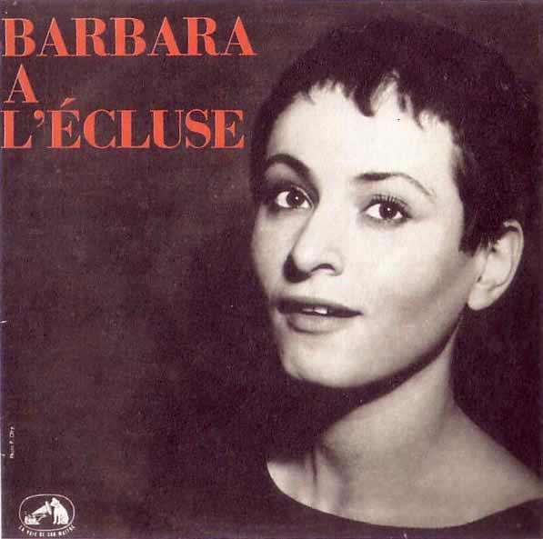 """Disque """"Barbara à l'Ecluse"""""""