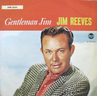 Disque de Jim Reeves
