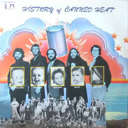 History of Canned Heat
