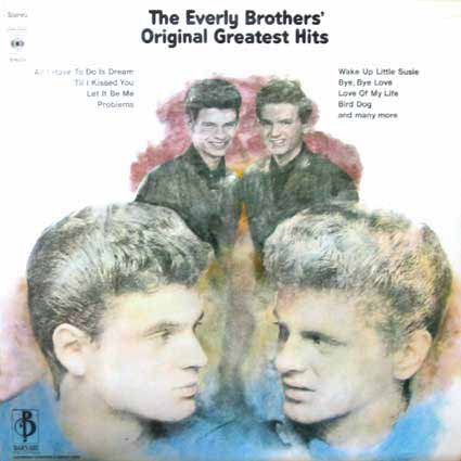The Everly Brothers original greatest hits