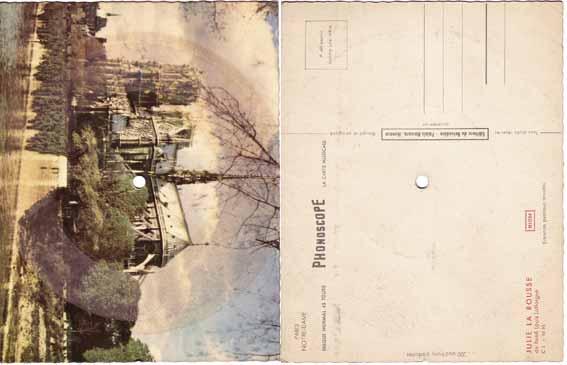 Carte postale sonore 3 : Notre-Dame de Paris