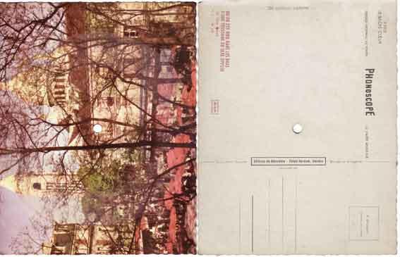 Carte postale sonore 5 : le Sacré Coeur (Montmatre, Paris)
