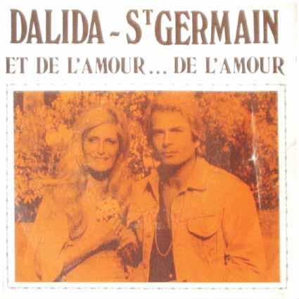 Dalida et le compte de Saint-Germain