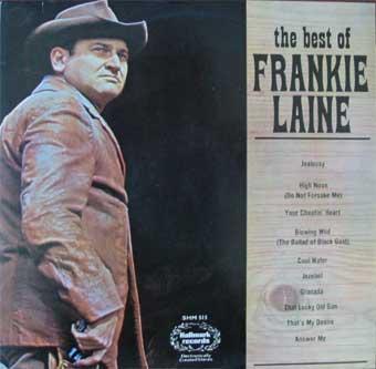 Disque de Frankie Laine