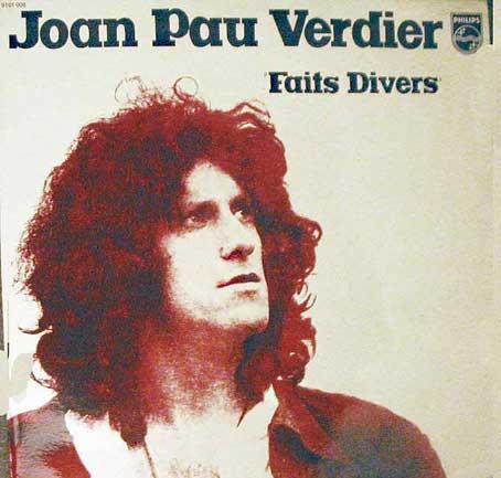 Joan Pau Verdier : Faits divers
