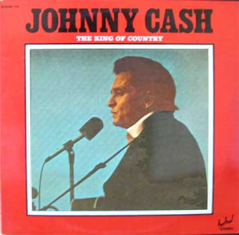 Disque de Johnny Cash