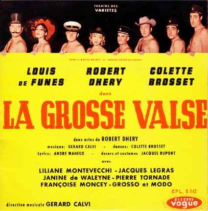 """La grosse valse"""