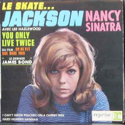 Nancy Sinatra et Lee Hazlewood