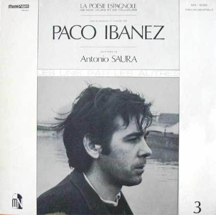 Paco Ibañez n° 3