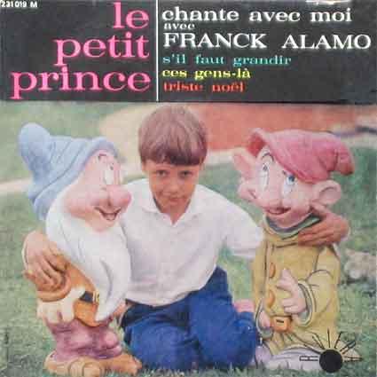 Le Petit Prince et Frank Alamo
