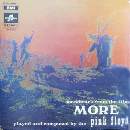 Pink Floyd BOF More