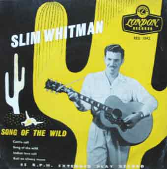 Disque de Slim Whitman