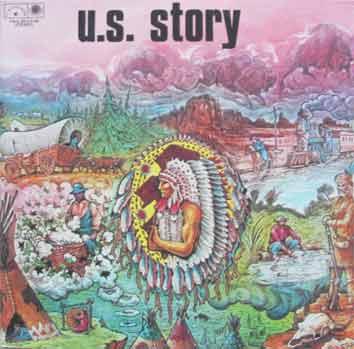 """Disque Chant du Monde """"US Story"""""""