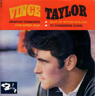 Vince Taylor Twist Rock