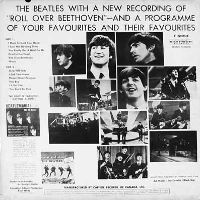 Cinq Disques Sixties Des Beatles