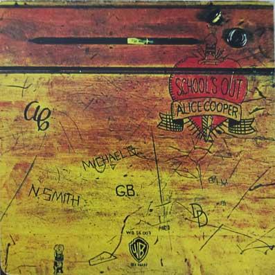 Albums 33 Tours Du Hard Rock Au Metal Rock