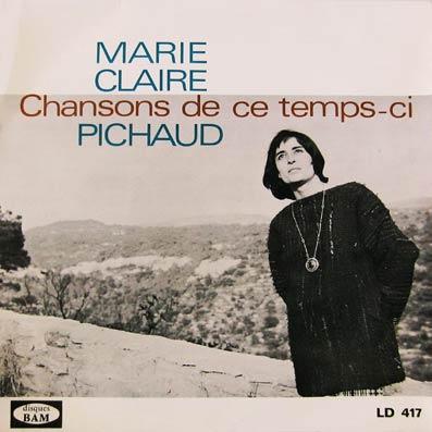 Marie-Claire Pichaud
