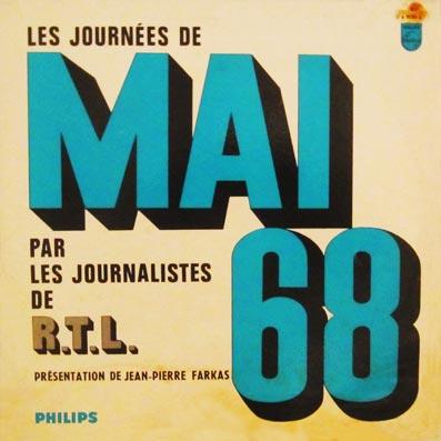 Les journées de 1968 (RTL)