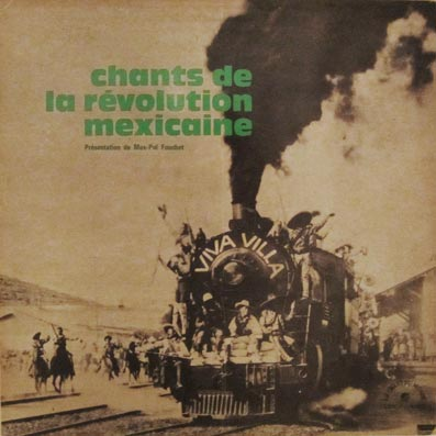 Chants de la révolution mexicaine