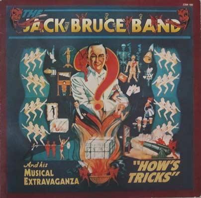 Jack Bruce Band