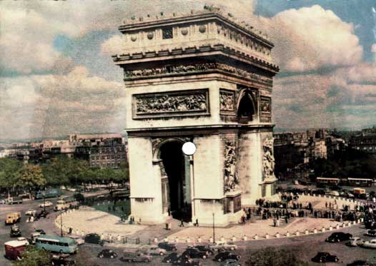 Phonoscope : l'Arc de Triomphe (Paris)