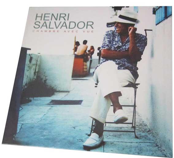 12 coffrets de vinyles - Henri salvador chambre avec vue ...