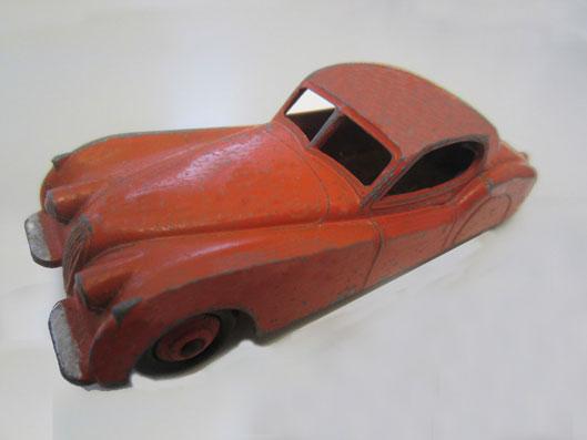Jouet ancien Dinky Toys : Jaguar