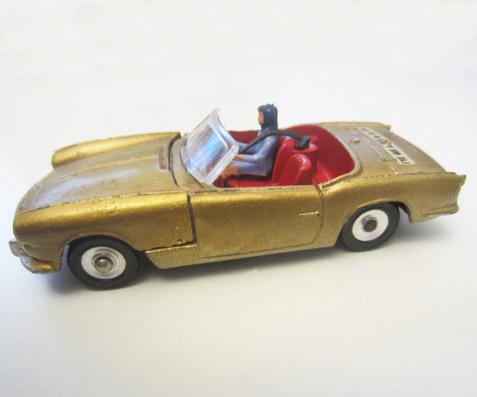 Jouet ancien Dinky Toys : Triumph Spitfire