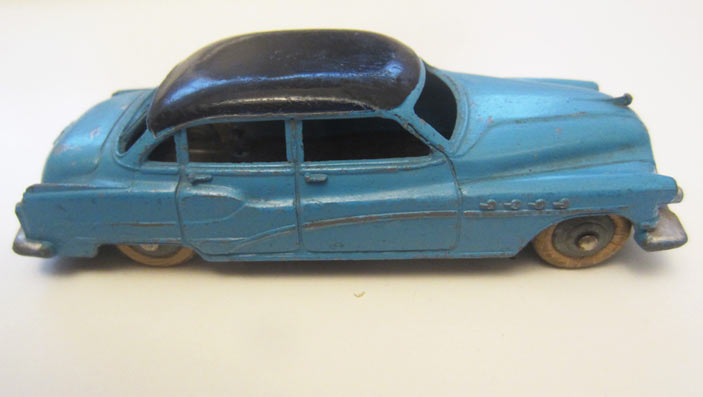 Jouet ancien Dinky Toys : Buick Roadmaster