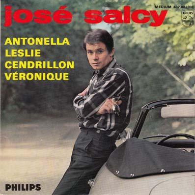 45 tours EP de José Salcy